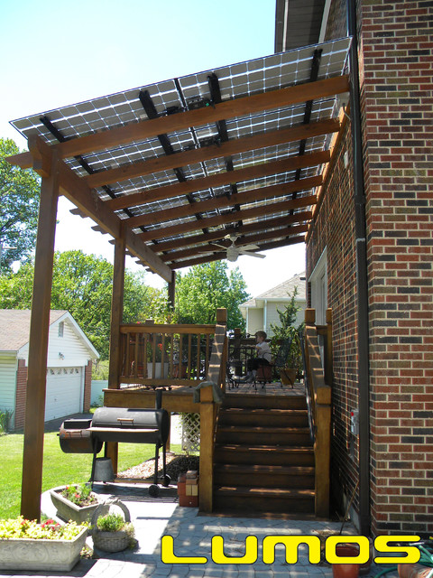 Attractive Lumos LSX Patio, Porch, Canopy, Awnings Traditional Porch