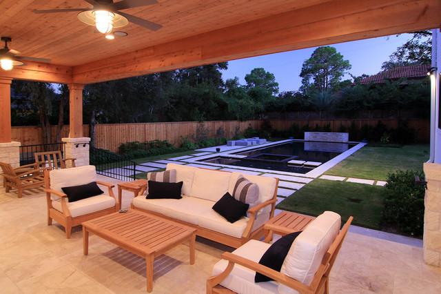 Maestro contemporary-porch