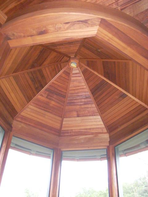 Mahogany Porch mediterranean-porch