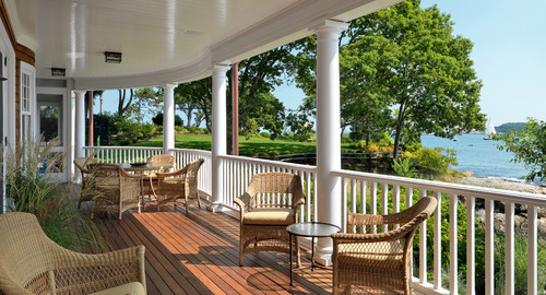 Use the Views From Your Waterfront New England Home to Inspire Good ...