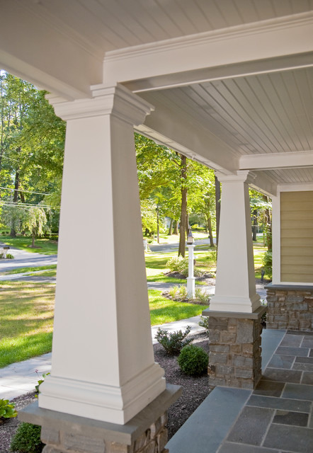 Maple Glen Residence traditional-porch