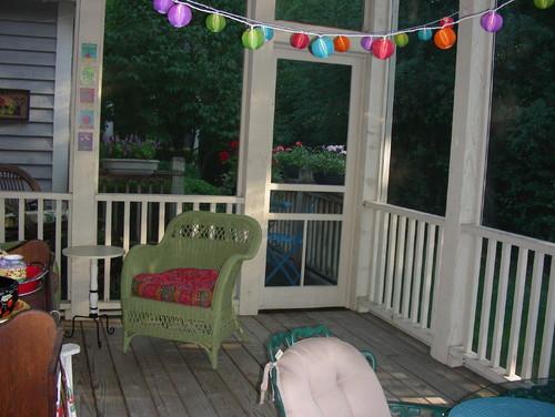 Marielle  porch
