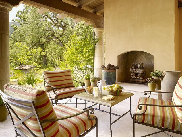 Mediterranean Porch mediterranean-porch