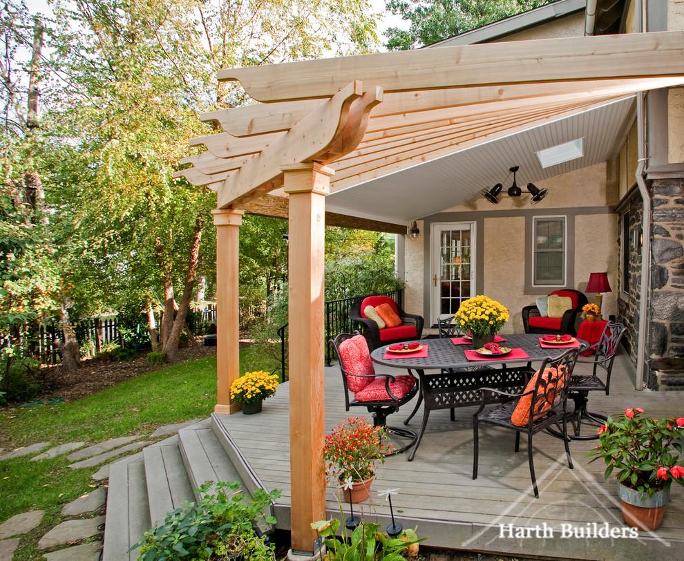 Porch idea in Philadelphia