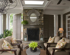 Midtown traditional-porch