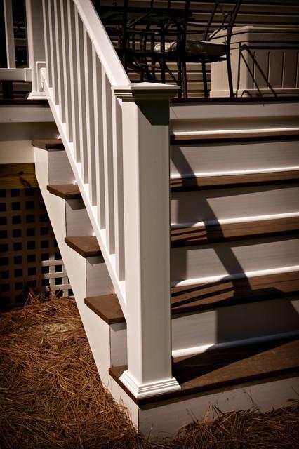 Miles Deck contemporary-porch