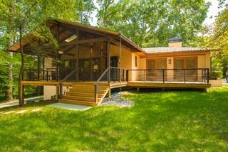 modern atlanta porch addition