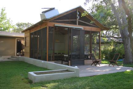 Modern Porch modern-porch