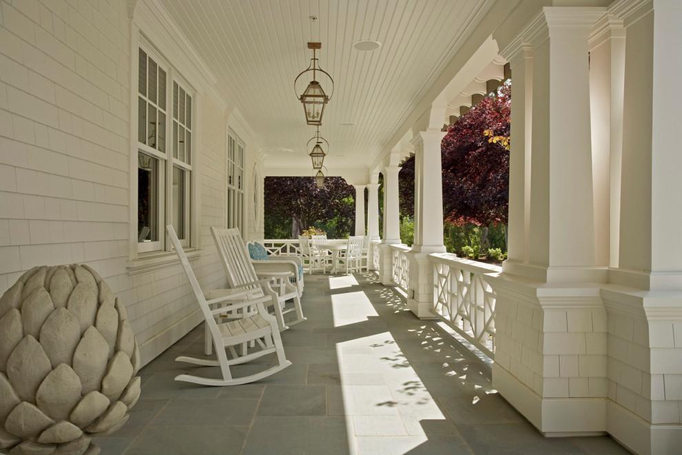 Classic porch idea in San Francisco