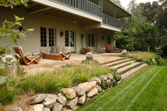 MTLA - Maloney Residence traditional-porch