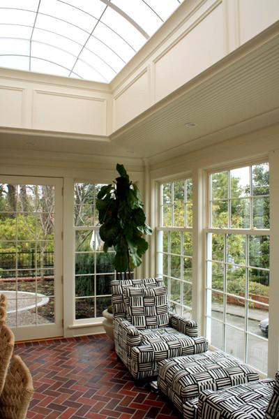 Multi-Purpose Conservatory contemporary-porch
