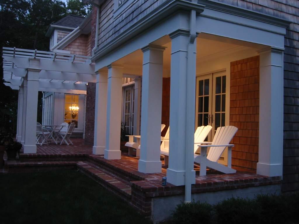 Nantucket Style Home