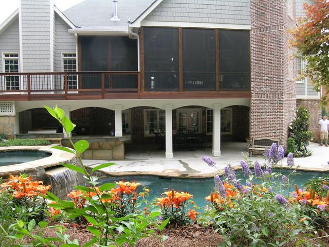 Bond traditional-porch