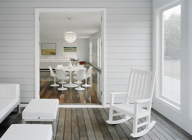 New York Residence transitional-porch