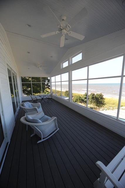 North Shore beach-style-porch