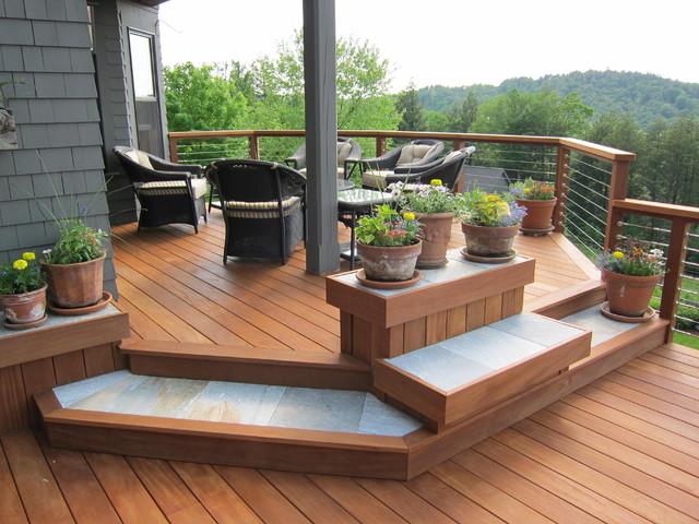 Northcape Design Build Traditional Veranda Boston By