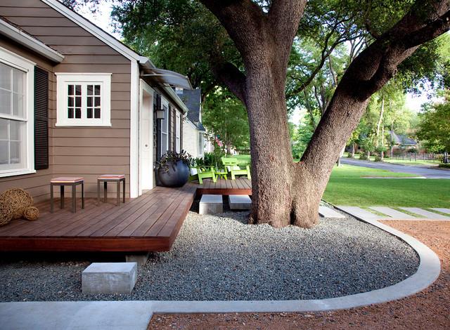 Northwood Modern Porch Austin By Austin Outdoor Design