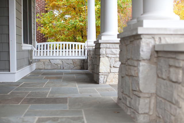 Oakley Home Builders traditional-porch