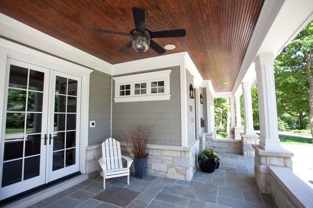 Oakley Home Builders porch