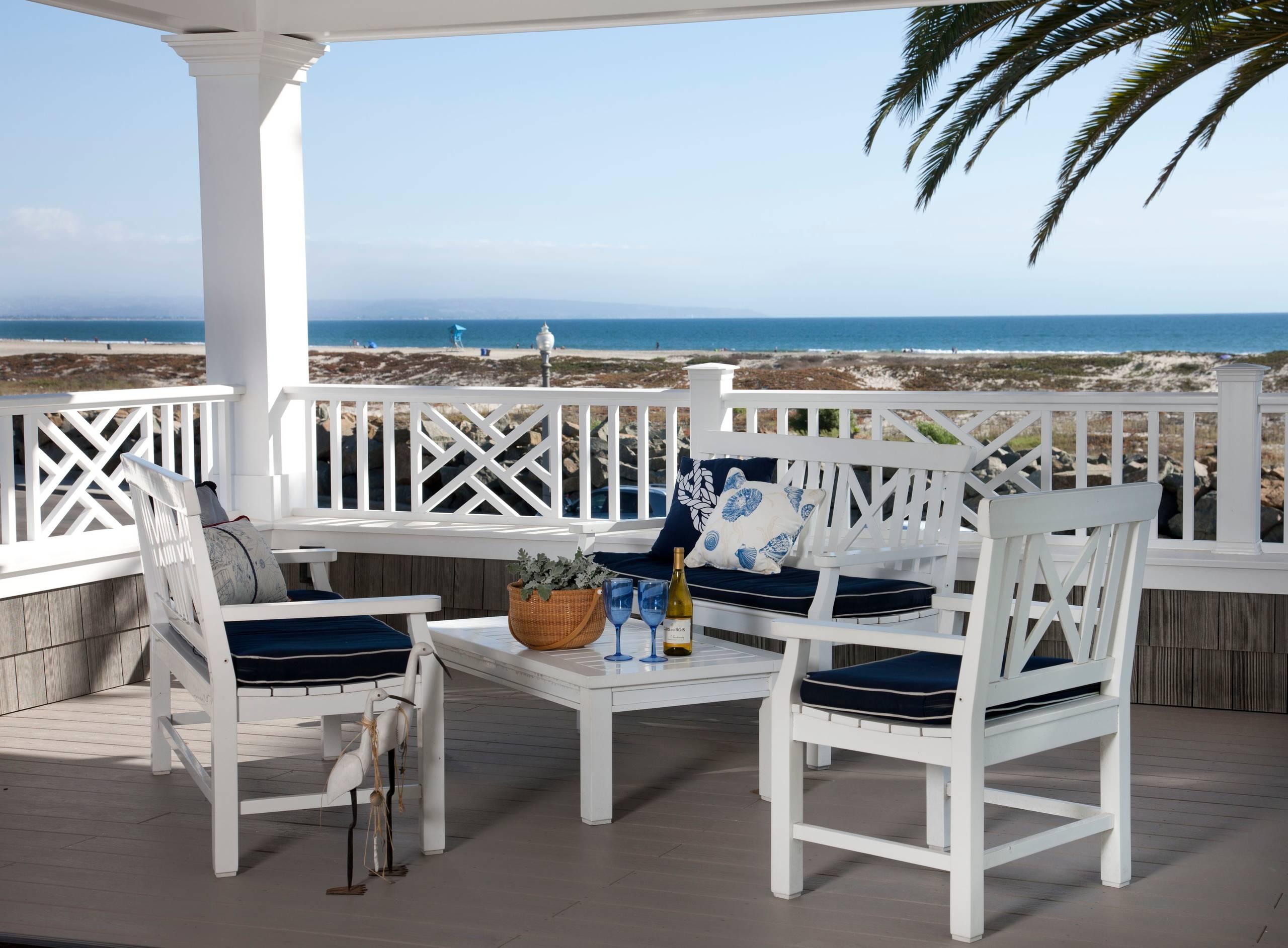 Ocean House top porch
