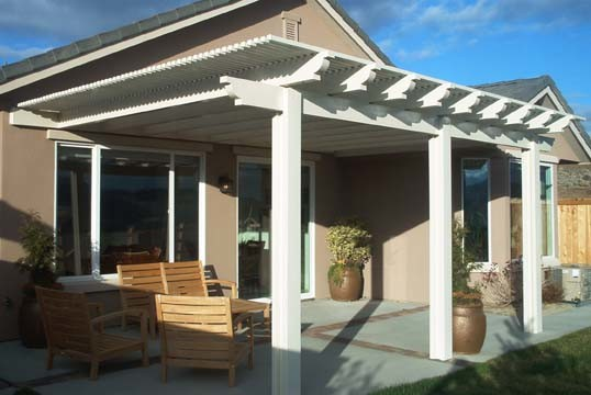 Open Patio Covers - Traditional - Porch - Orange County - by The ...