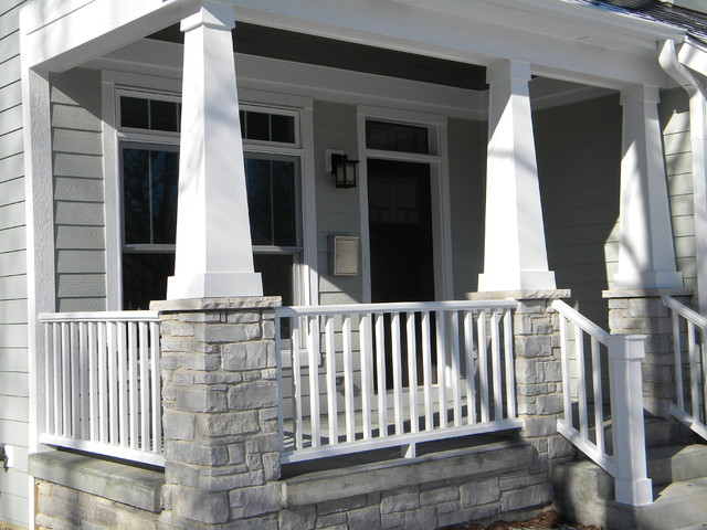 Our exterior other for Cypress porch columns