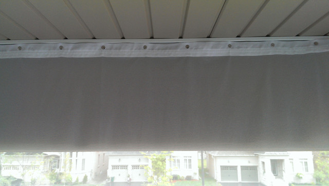 Outdoor Curtains Mosquito Drapes Porch Screens