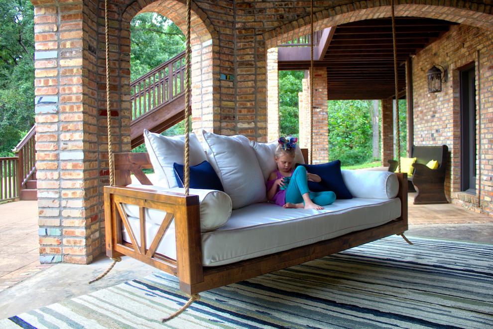 Outdoor Custom Twin Or Crib Mattress, Patio Bed Swing