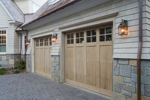 Outdoor Garage Lighting - Traditional - Outdoor Wall Lights And Sconces - Milwaukee - by Brass ...