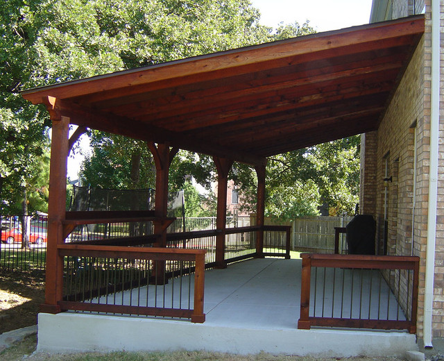 Outdoor living traditional porch dallas by for Tradition outdoor living