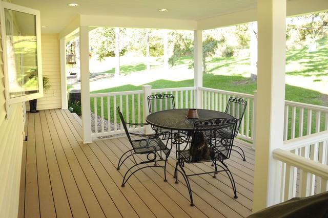 Outdoor Living Spaces porch