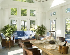 Oyster Harbors Residence traditional-porch
