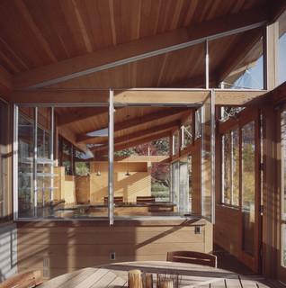 Palo alto pool house modern porch san francisco by - Houzz palo alto ca ...