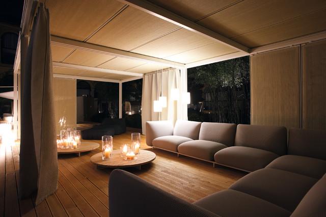 PAOLA LENTI AMBIANCE contemporary-porch