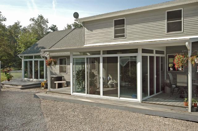 Patio Enclosures Sunroom U0026 Spa Enclosure Traditional Verandah
