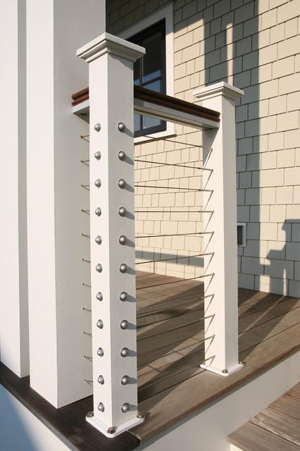 Patios beach-style-porch