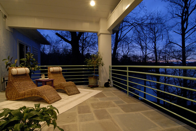 Pippin - Stearns Green Home contemporary porch