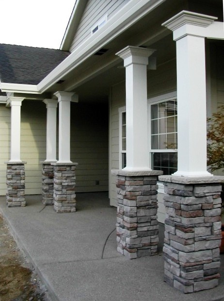 porch columns traditional porch other by