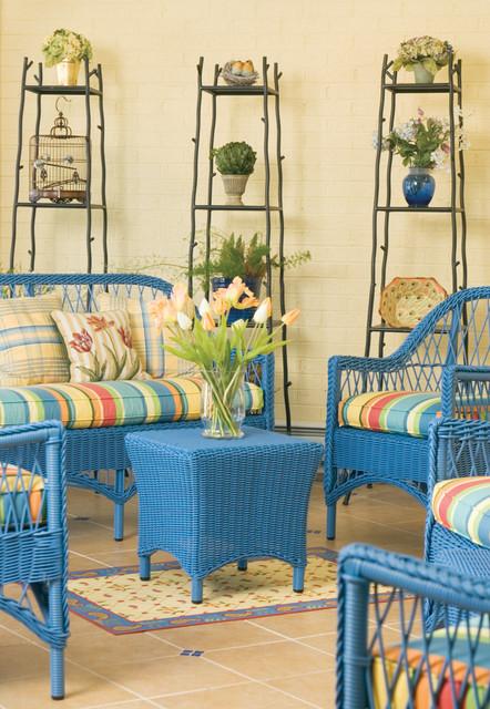 Porch eclectic-porch