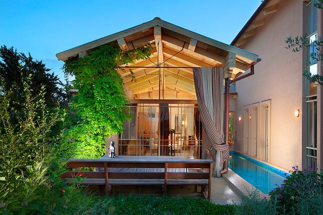 porch contemporary-porch