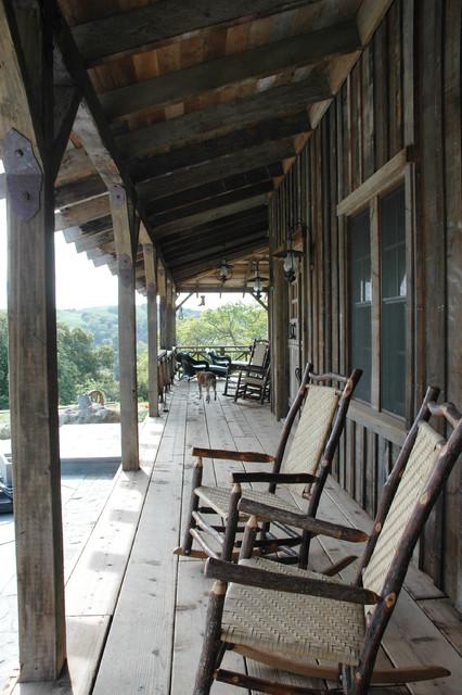 Porch Exterior traditional-porch