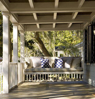 Porch traditional exterior
