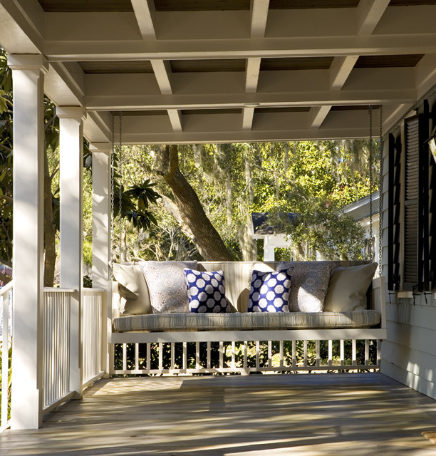 Porch traditional-porch