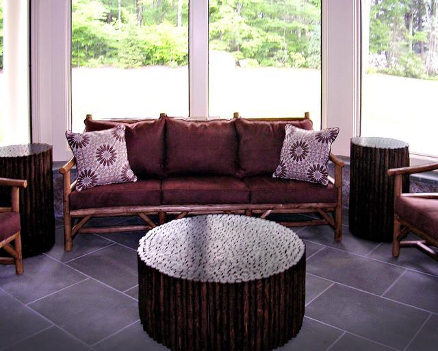 Porch Seating Area porch