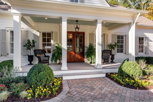 Porch Southern Living Magazine Featured Builder