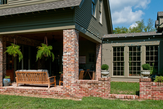 Porches by Carbine & Associates - Traditional - Porch - nashville - by ...