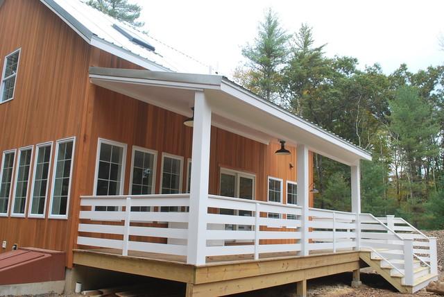 Porches Decks Amp Hand Rails Traditional Porch