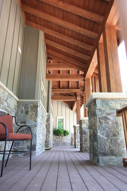 Post And Beam Anderson