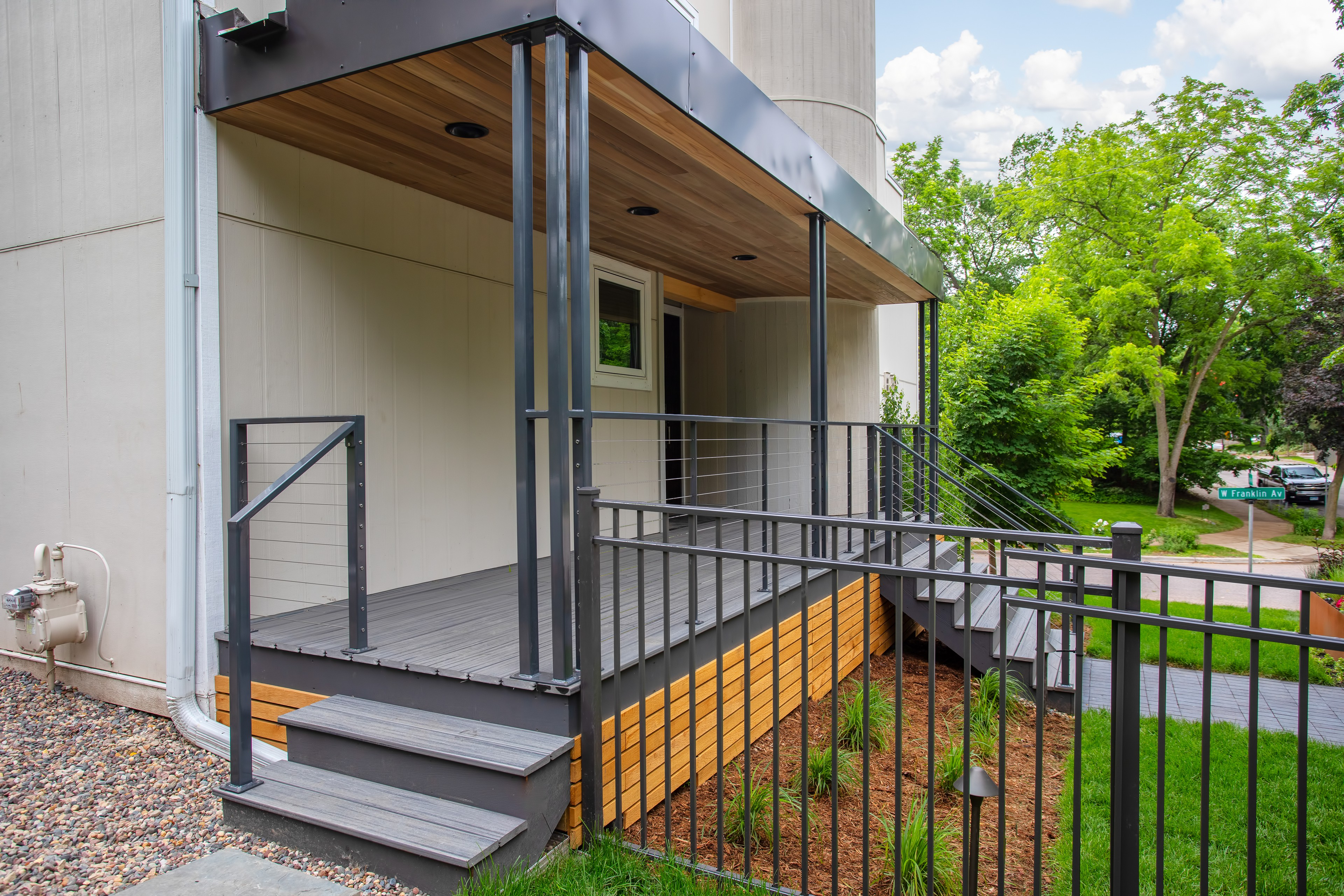 18 Beautiful Modern Porch Pictures Ideas October 2020 Houzz