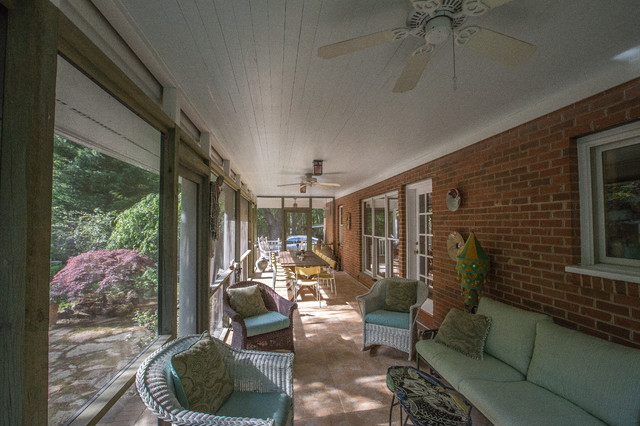 Protect painters exterior painting in chapel hill nc traditional porch raleigh by - Exterior painting raleigh nc concept ...